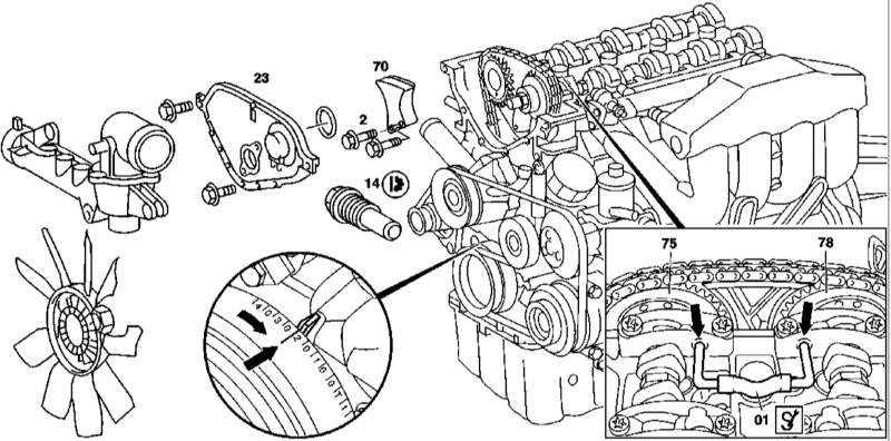 двигателя серии 111